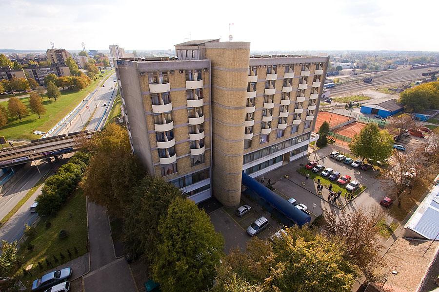Hotel Mursa, Osijek  Foto: steam  Ključne riječi: hotel mursa