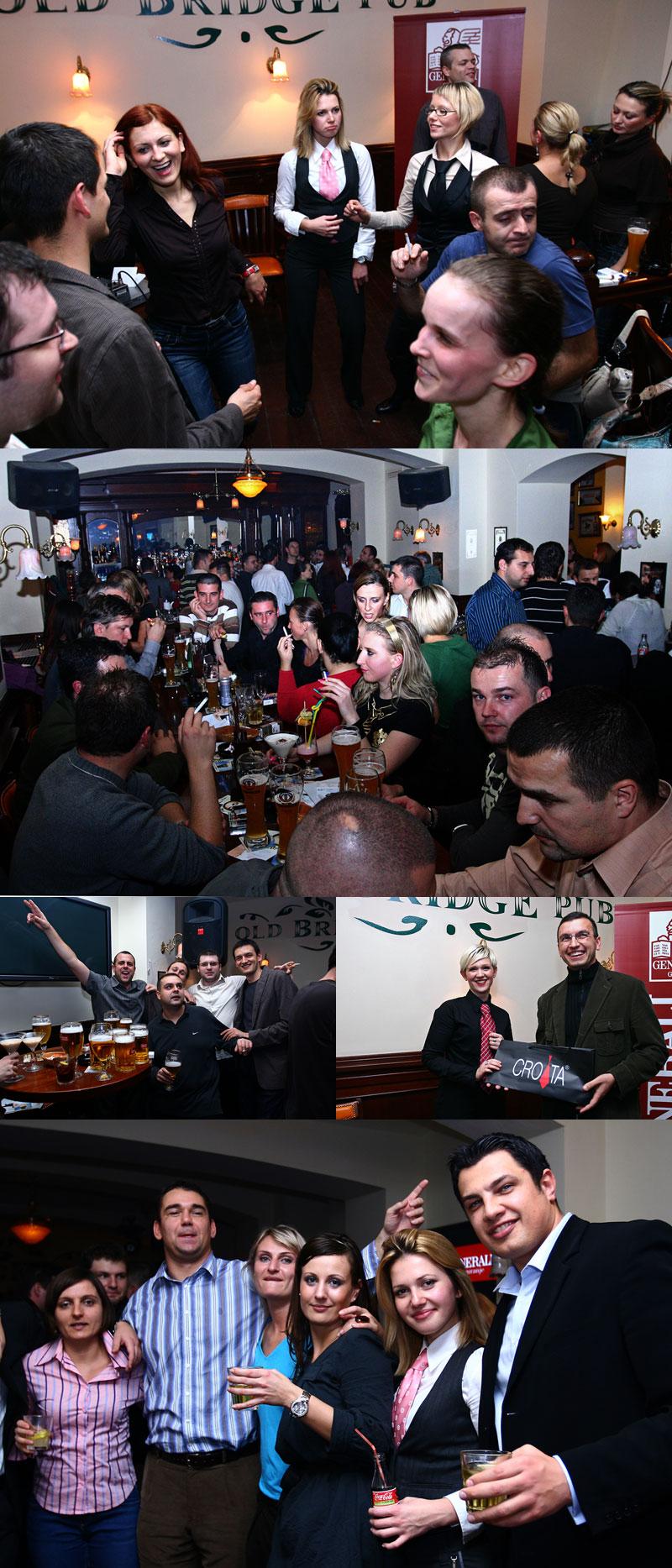 OBP: BIZparty  BIZdirekt: BIZparty, Old Bridge Pub, petak 26.10.2007.  Foto: Jelena Rašić  Ključne riječi: bizdirekt bizparty obp