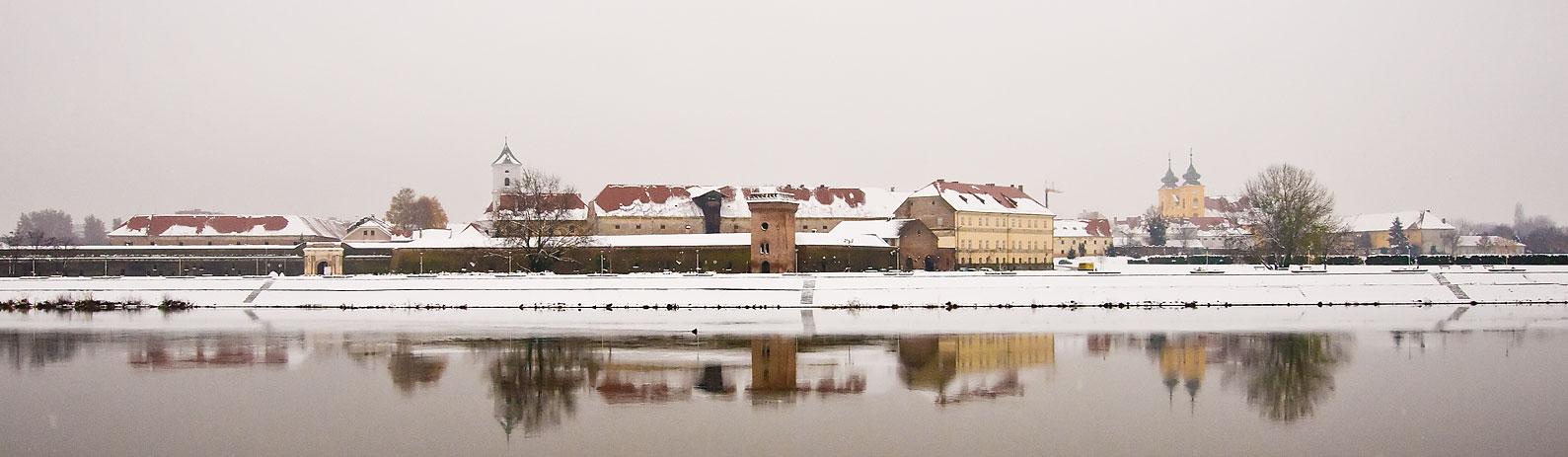 Bijela Tvrđa  Foto: steam  Ključne riječi: tvrdja snijeg