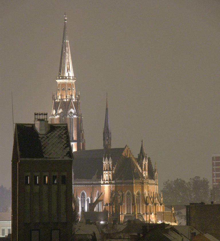 Katedrala  Foto: Tihomir Sarcevic  Ključne riječi: katedrala