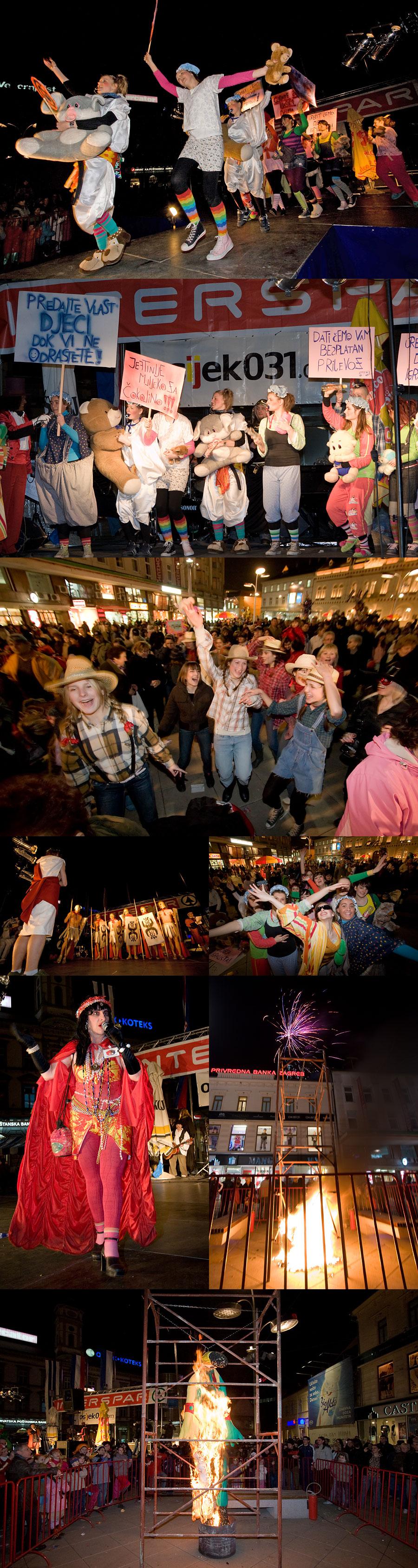 KAOS - Karneval osječki  Foto: Zuhra, Steam  Ključne riječi: kaos karneval maskare