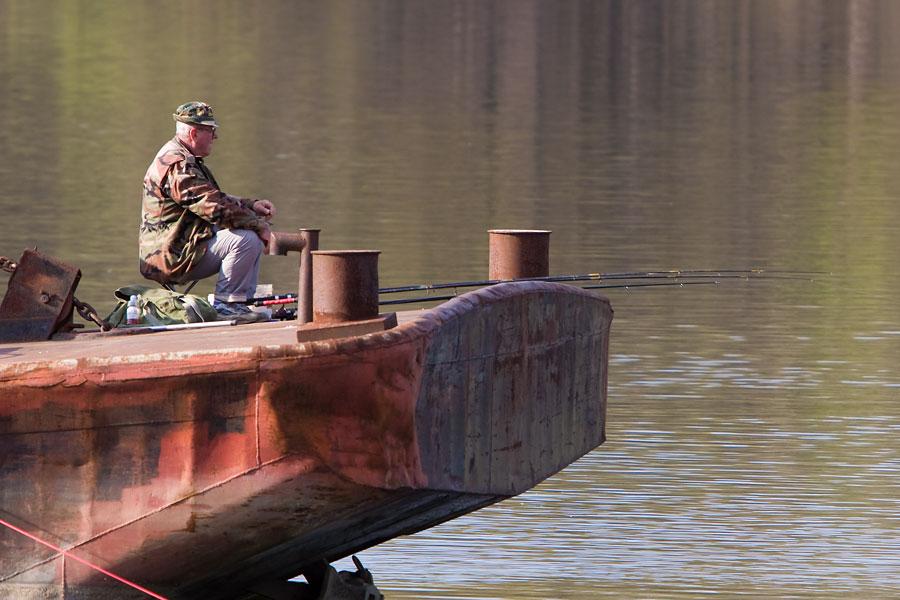 Kod Pampasa  Foto: steam  Ključne riječi: pecanje