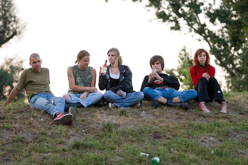 Omladina...  ...i ljetni praznici...  Foto: steam  Ključne riječi: omladina praznici