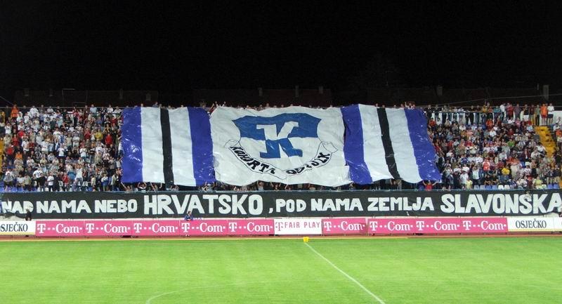 2005.08.14. Osijek - Nk Osijek - Nk Rijeka 0:1  Photo: centurion