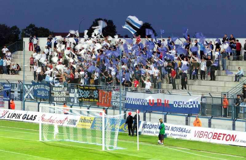 2005.08.14. Velika - Nk kamen Ingrad - Nk Osijek 2:0  Photo: centurion