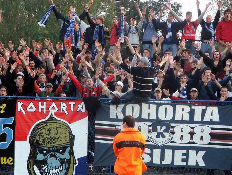 2005.10.15. Vinkovci - Nk Cibalia - Nk Osijek - 3:1  Photo: centurion