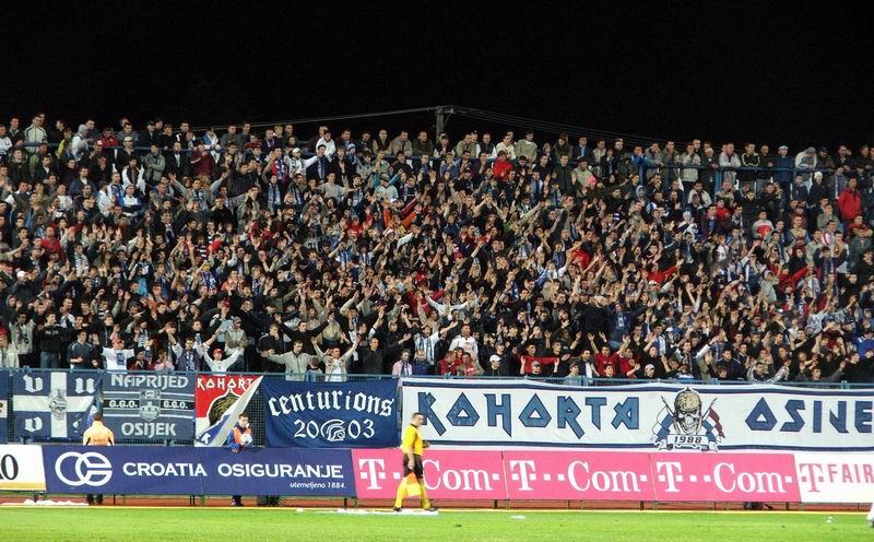 2005.10.22. Osijek - Nk Osijek - Nk Hajduk 1:1  Photo: centurion