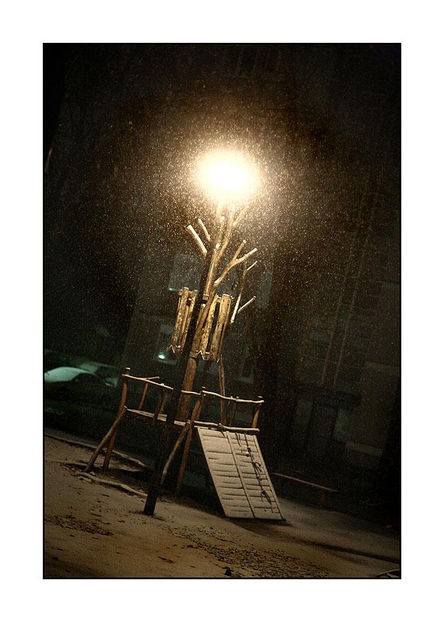 Pahulj'ce  Foto: Tomislav Šilovinac  Ključne riječi: osijek pahuljice zima snijeg