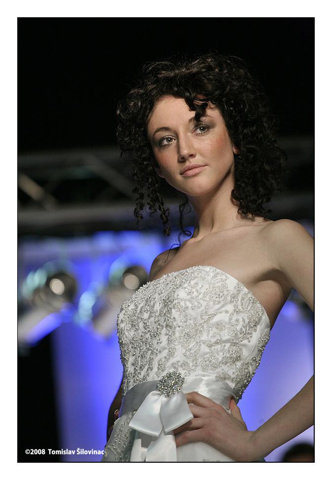 Sajam vjenčanja 2008  foto: Sikki  Ključne riječi: sajam vjenčanja pampas
