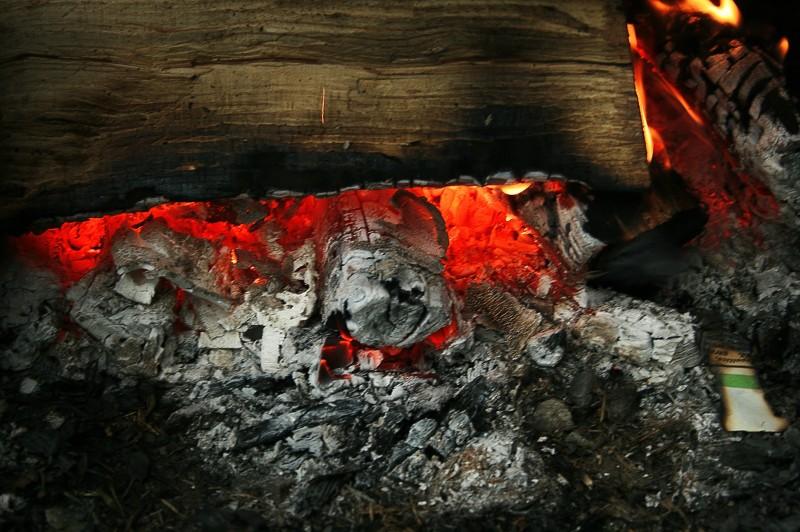 Bez vatre nema života (graha)  Foto: Isis
