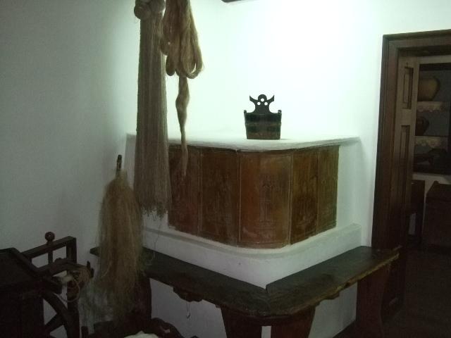 Unutrašnjost Titove rodne kuće