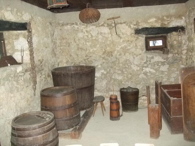 Muzej Kumrovec - vinarija