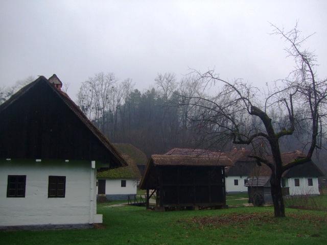 Muzej Kumrovec - otvoreni dio
