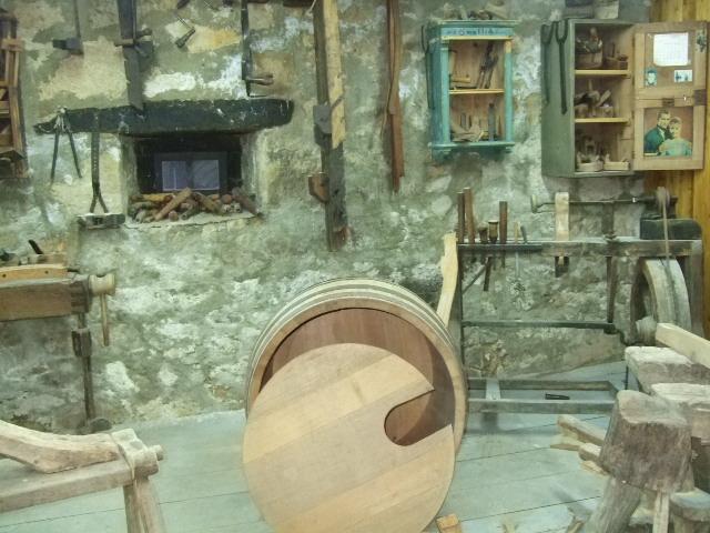 muzej Kumrovec - bačvari