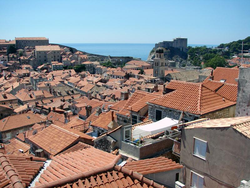 dubrovački krovovi  Ključne riječi: Dubrovnik