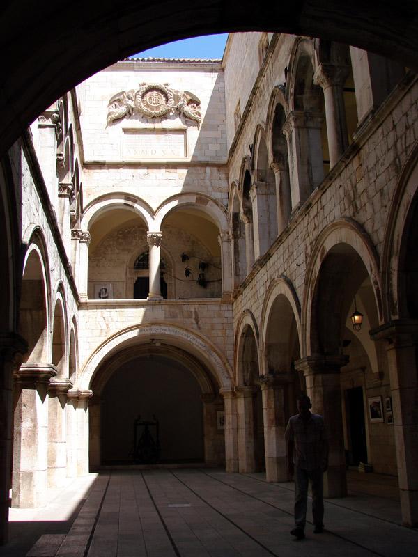 gradski arhiv u Dubrovniku