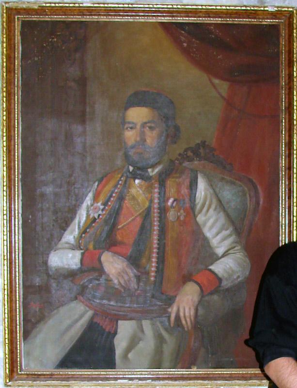 Njegošev portret