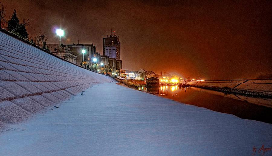 Zima  Foto: [b]Vedran Ayami Janić[/b]  Ključne riječi: zima snijeg