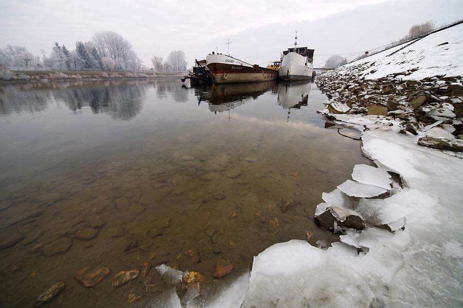 Zimski vez  Foto: Jasmina Gorjanski   Ključne riječi: zimski vez zima snijeg