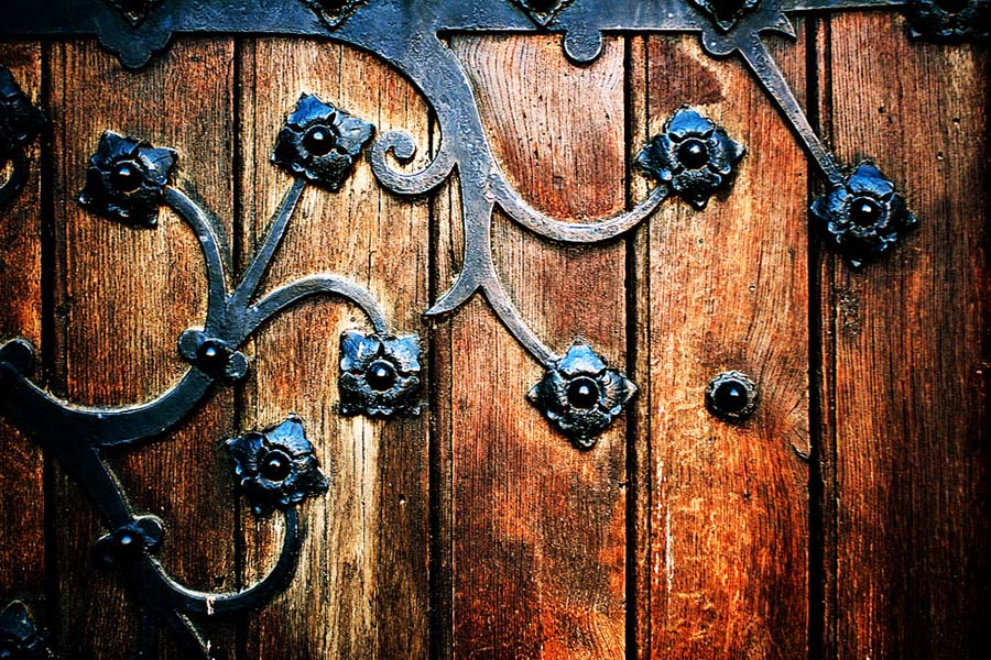 Vrata katedrale  Foto: Saba  Ključne riječi: vrata katedrala