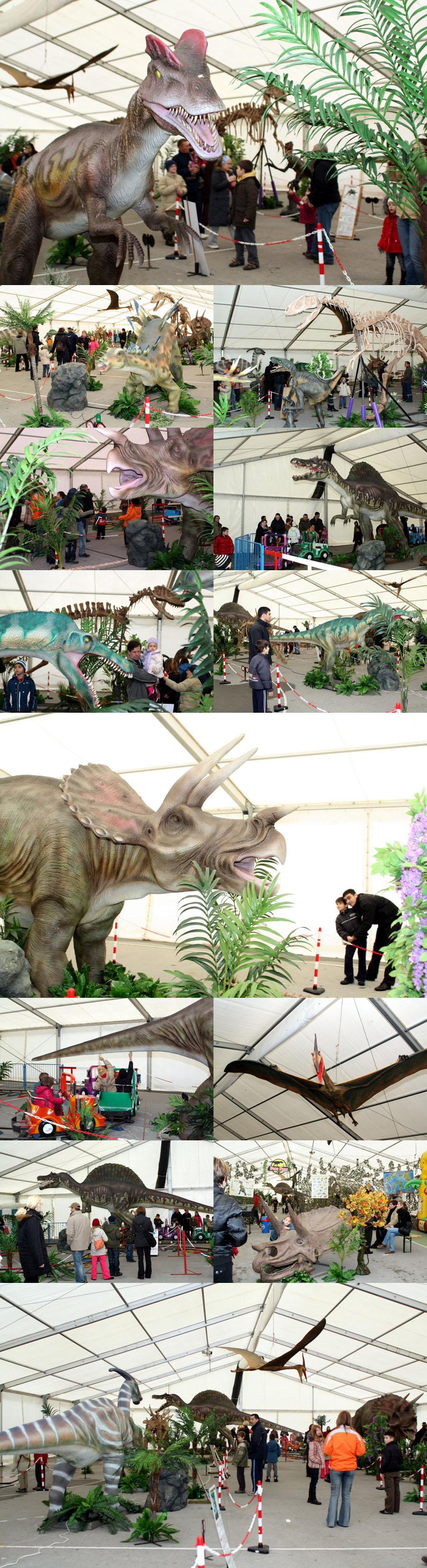 Dino park - izložba pokretnih dinosaura u prirodnoj veličini  [url=http://www.osijek031.com/osijek.php?najava_id=22992]Srednjika: Dino park - izložba pokretnih dinosaura u prirodnoj veličini[/url]  Foto: [b]Igor Košćak[/b]  Ključne riječi: dinosaur dino-park izlozba