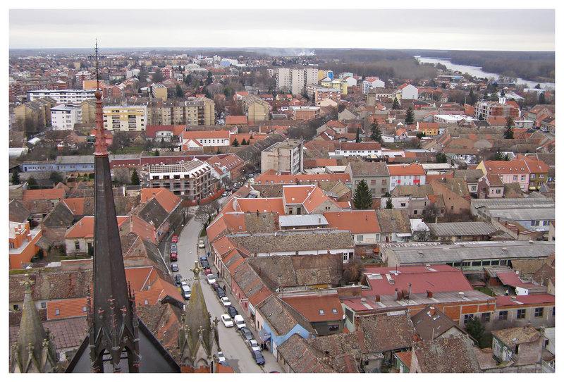 Pogled sa zvonika II  Foto: [url=http://www.domagojs.deviantart.com/]Domagoj Sajter[/url]  Ključne riječi: pogled zvonik