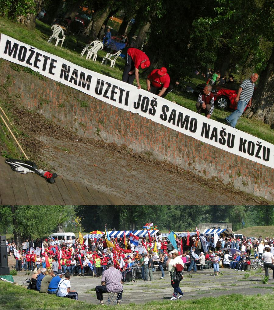 Prvi Maj  Foto: [b]Goran Orlić[/b]  Ključne riječi: prvi-maj