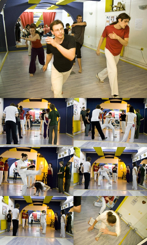 Otvorenje Capoeira Centra  [url=http://www.osijek031.com/osijek.php?najava_id=25547]Capoeira Centar Osijek: Otvorenje[/url]  Foto: [b]Daniel Antunović[/b]  Ključne riječi: capoeira