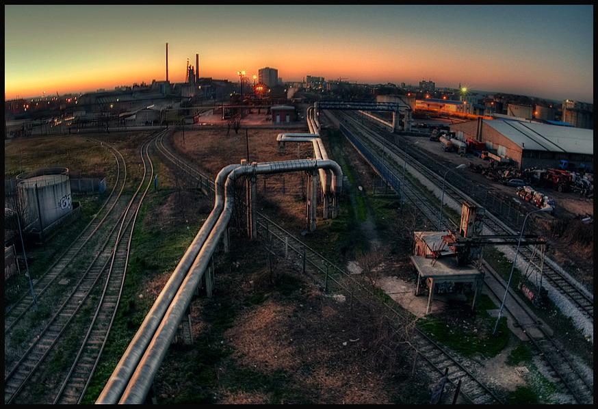 Industry  Foto: [b]Samir Kurtagić[/b]  Ključne riječi: industry