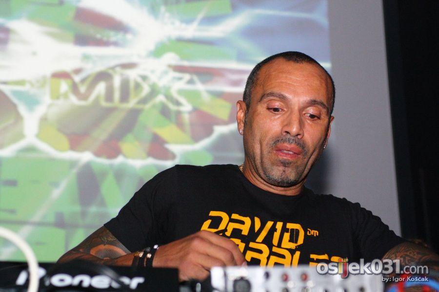 David Morales  Foto: Igor Košćak
