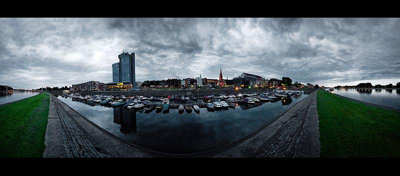 Zimska luka  foto: [b]Samir Kurtagić[/b]  Ključne riječi: zimska luka drava
