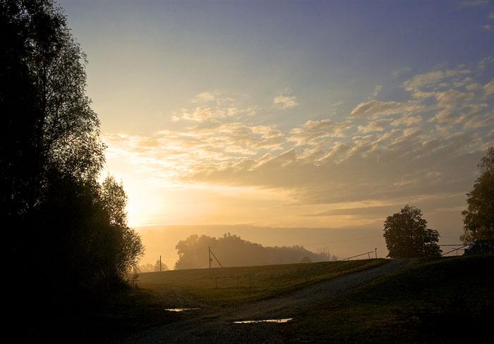 Pampas  Foto: Ante Delač  Ključne riječi: pampas izlazak sunca zora