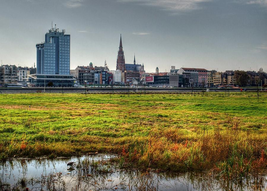 Na kraju grada...  Foto: [b]Ivan Ranogajec - Ivica[/b]  Ključne riječi: panorama zelenilo