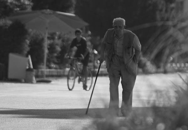 Šetnja promenadom  Ključne riječi: šetnja