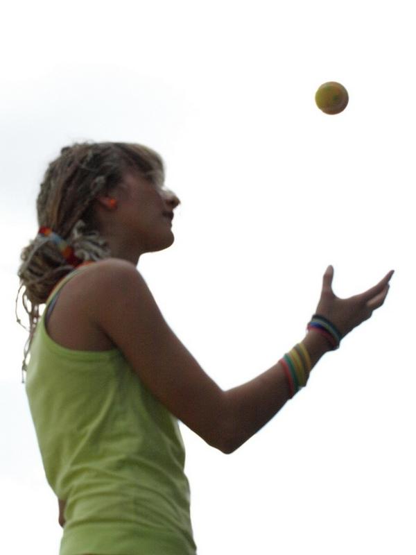 Žonglerska posla   :) Zemlja bez granica, Kao oblak 2008.   Ključne riječi: osijek