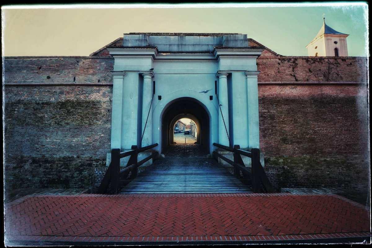 Vodena vrata  Foto: Monar Aljoša  Ključne riječi: Tvrda Vodena Vrata