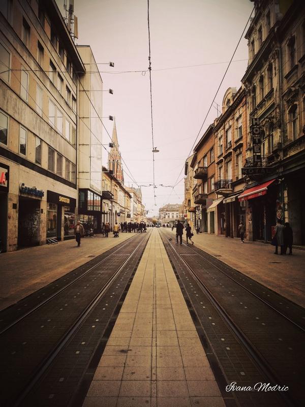 Korzo  Foto: Ivana Modrić  Ključne riječi: Korzo Grad Centar
