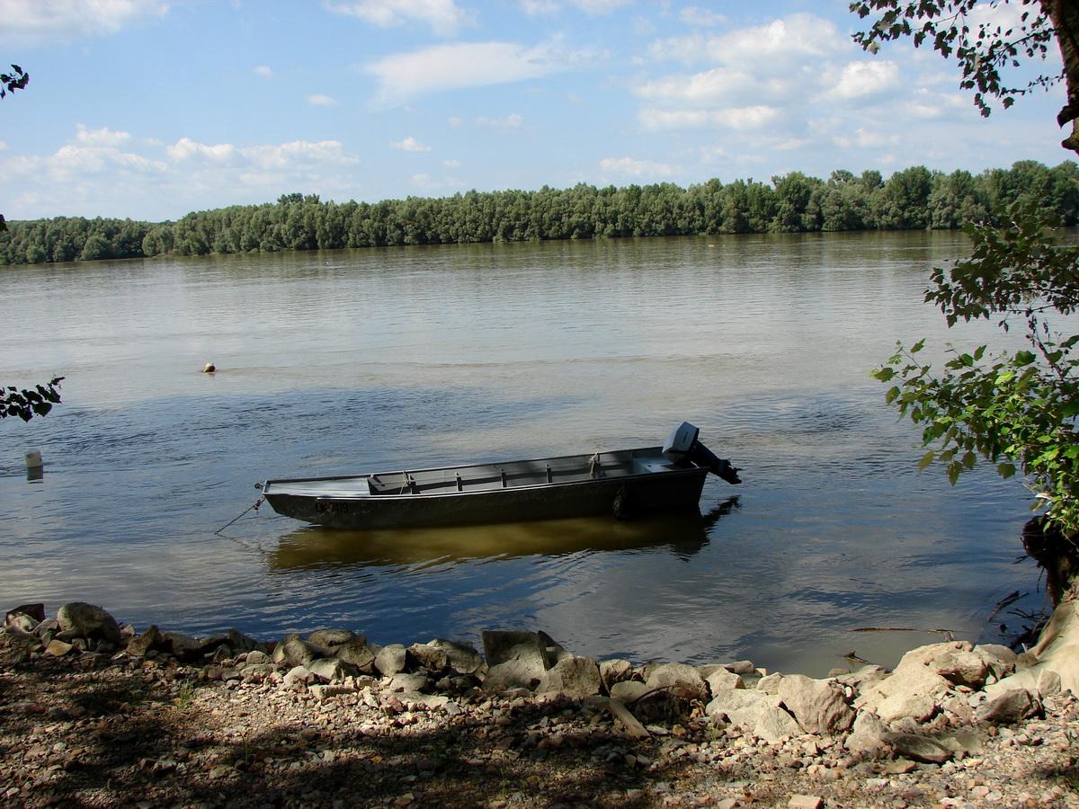 Dunav Foto: Josip Andračić - antonov