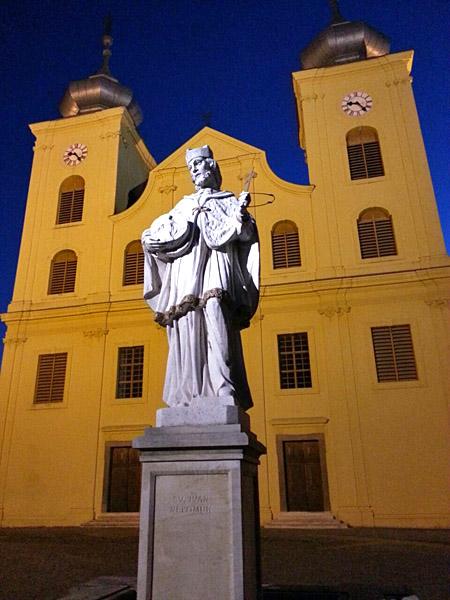 Crkva sv. Mihaela arkanđela  Foto: Valentina Kojić  Ključne riječi: crkva tvrda tvrđa mihael sv sveti