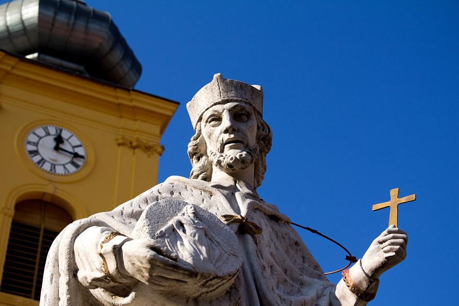 Detalj iz Tvrđe  Foto: Iva Farkar  Ključne riječi: tvrda tvrđa detalj crkva