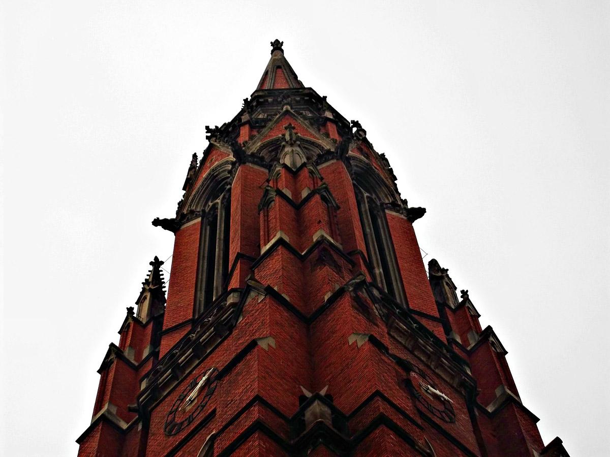 Katedrala  Foto: Ivona Hranjec  Ključne riječi: katedrala trg centar
