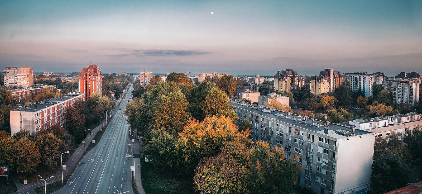 Pogled s ljepotice  Foto: Domagoj Oklopčić  Ključne riječi: pogled ljepotica visina panorama