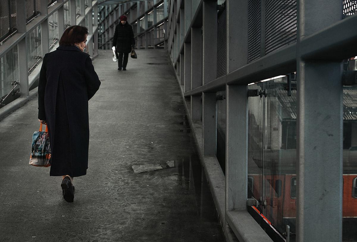 Pogled  Foto: Matej Snopek  Ključne riječi: pogled most zeljeznica