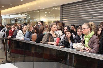 Portanova: Britanski modni brand New Look u Osijeku otvorio svoju prvu prodav...