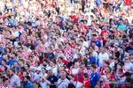 Srebrnim nogometašima priređen veličanstven doček u Zagrebu pred više od 300.000 ljudi