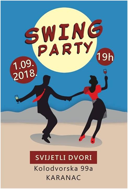 Klubovi hrvatska swing Klub Anaconda