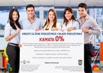 OBŽ pomaže - krediti za žene poduzetnice i mlade poduzetnike s kamatom od 0%