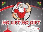 """""""No lift no gift"""" - pokreni se ovih blagdana"""