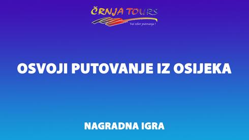 Spasite Se Od Visokih Cijena Putovanja Autobusom Iz Slavonije Uz Crnja Tours Nagradna Igra Je Zavrsena