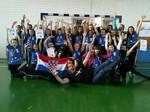 4 zlata, 2 srebra i 1 bronca za osječki plesni klub Kick na prvom Kupu Sarajeva